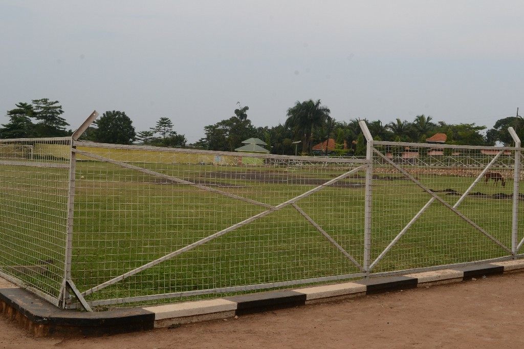 KRC Football Pitch and other Sports with FUFA Recorgnition