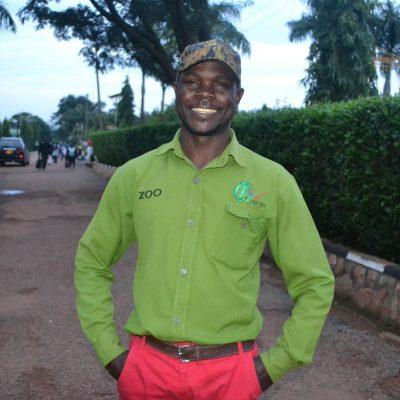 KRC Wild Animals Caretaker Mr Alpha