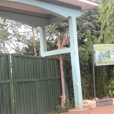 KRC Zoo Entrance Pont